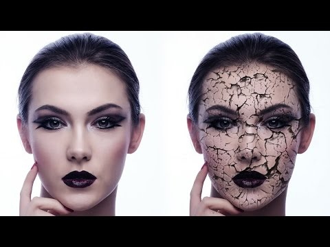 Create an Awesome Cracked Skin Effect in Photoshop!