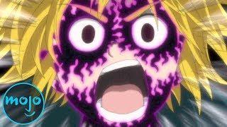 Top 10 Anime Scenes Where the Hero Goes Berserk