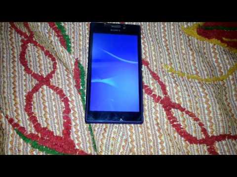 Sony xperia M2 dual D2302 hard reset