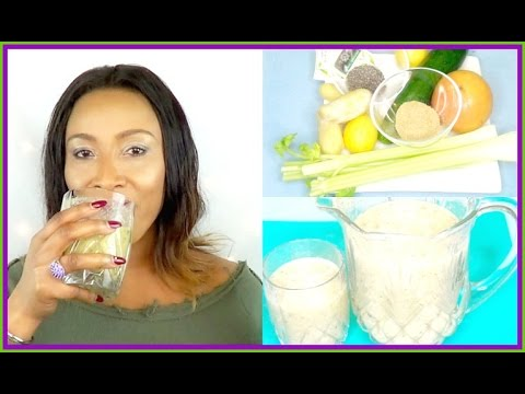 LOSE WEIGHT FASTER | GET RID OF BELLY FAT | HEALTHY WEIGHT LOSS DRINK |COLON CLEANSE| Khichi Beauty