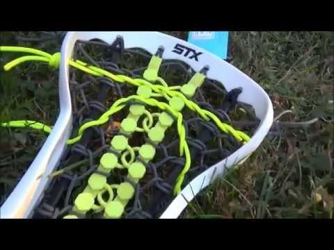 Lacrosse Custom Stringing: Field Player