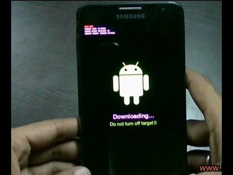 Flash Samsung Galaxy Note GT N7000