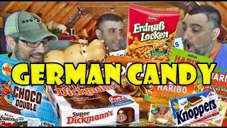 GERMAN CANDY TIME!!! | The ATTIC DWELLERS