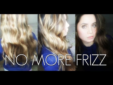 5 Tips To Get Rid of Frizz Forever