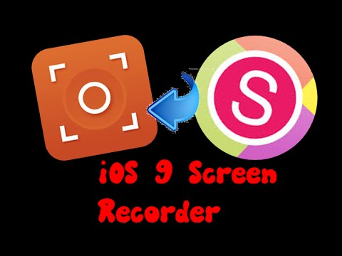 iOS 9 and above FREE Screen Recorder: PRO Recorder!!! No jailbreak, no Crashes