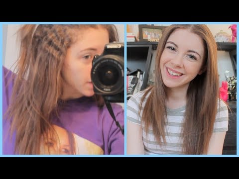 Permanently Straightened Hair: What it is, Advice, +more!