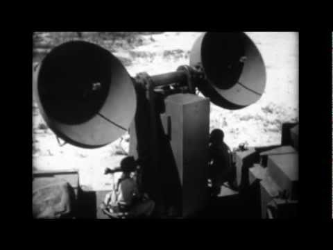 Overview of radar development by the USAAF in 1945