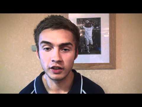 English Football Course - EduKick England - Holland Interview