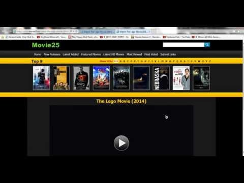 how to watch free movies online laptop/computer/ps3