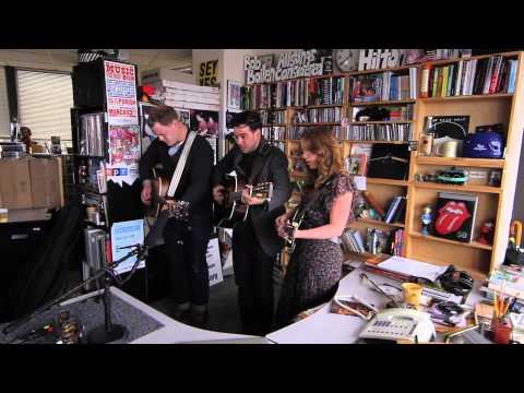 The Lone Bellow: NPR Music Tiny Desk Concert