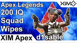 XIM APEX - Overwatch 4681 SR Ranked Widow Gameplay by