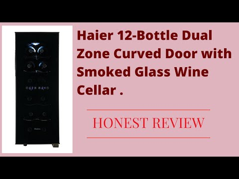 Haier Wine Fridge - Honest Review
