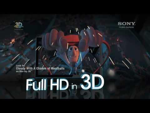 Sony BRAVIA 3D HDTV