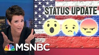 Reversing Denials, Facebook Admits Russia-Tied Election Ad Buy | Rachel Maddow | MSNBC