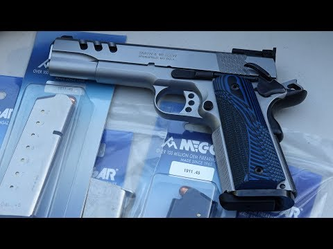 Beretta 96 DPM Systems Recoil Reduction System