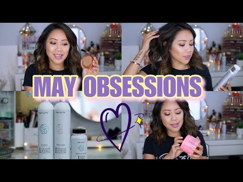 MAY OBSESSIONS! KENRA, HAIR LA VIE, IT COSMETICS, SINFUL COLORS