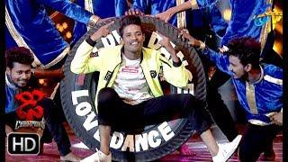 Raju Performance   Dhee Champions   16th October 2019   ETV Telugu