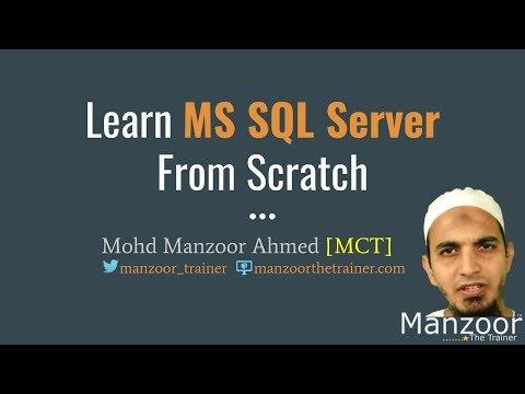 Insert Statement In Ms Sql Server (3 of 15)