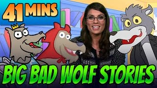 Pinocchio, Little Red Riding Hood & Other Big Bad Wolf Fairy Tale Stories - Compilation
