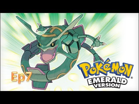 Ordep Plays Pokemon Emerald Ep7: Day-care center
