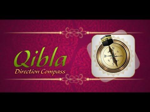 Qibla Direction Finder Prayer Times Islamic Finder
