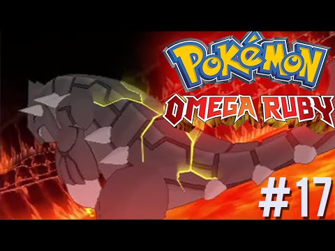 Pokemon: Omega Ruby Ep. 17 - Shiny Primal Groudon & Kyogre!