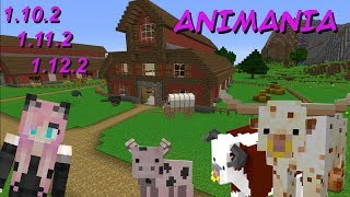 Animania Mod Beta!! • New Chickens, Cows, Pigs, Ferrets