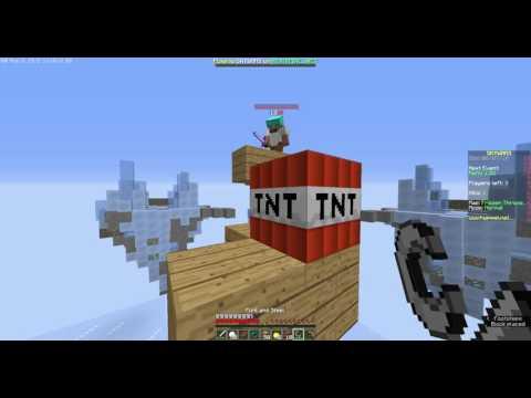 Minecraft: SkyWars Woah, new computer