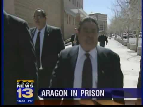 Political powerbroker now federal inmate