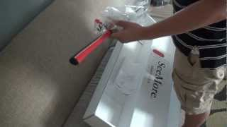 SeeMore FGP Series, PCB Nickel putter - unboxing