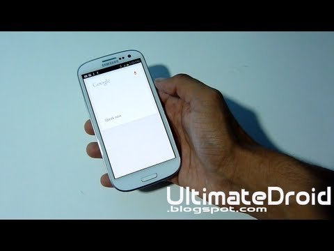 How to Get Google Now on any Ice Cream Sandwich Device!