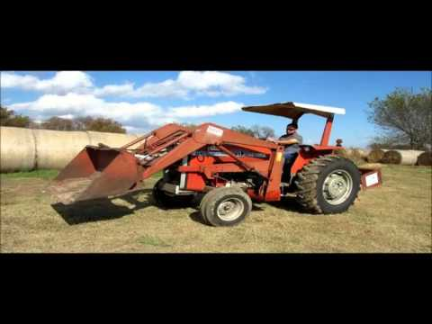Massey-Ferguson 265 tractor for sale | sold at auction December 2, 2015