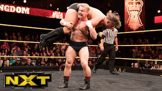 Tyler Bate vs. Trent Seven - WWE United Kingdom Championship Match: WWE NXT, Feb. 15, 2017