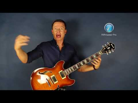 Play riffs like a pro now!