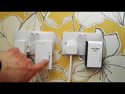 TP-Link TL-WPA4220 AV500 Powerline Extenders: How to Set Up