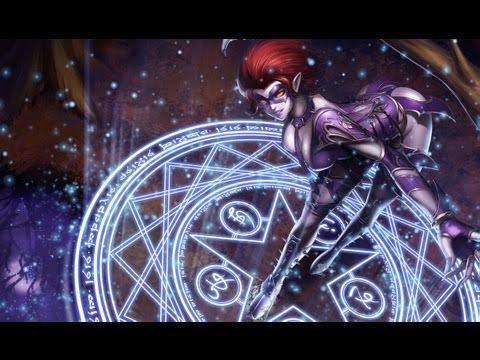 League of Legends - Team Battle Evelynn 2 (voiced)