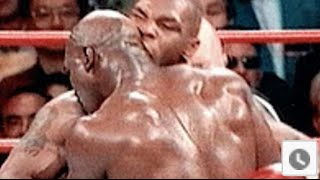 Download Mike Tyson Bites Holyfields Ear Clean Off Video
