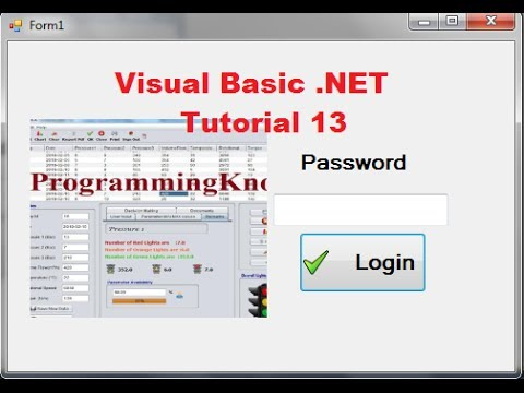 Visual Basic .NET Tutorial 13 - Add pictures and icons in Frame in VB.NET