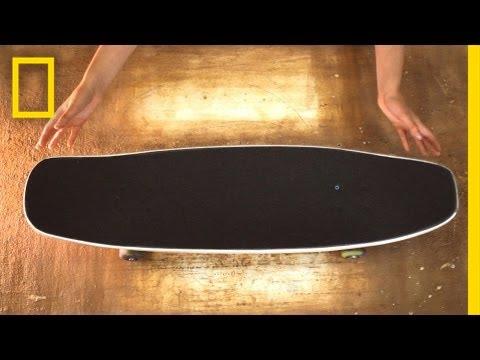 How Do You Make a Skateboard Out of Trash? | Short Film Showcase