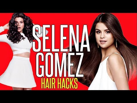 SELENA GOMEZ Hair Hacks EVERY Girl Should Know !