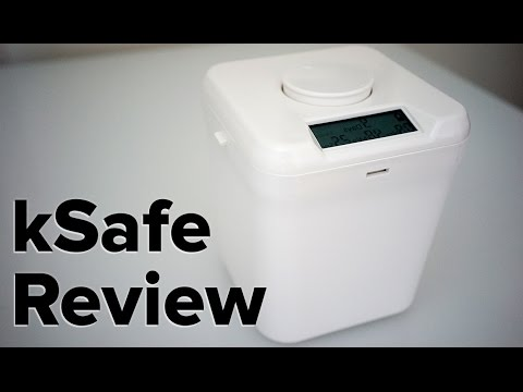 kSafe Product Review