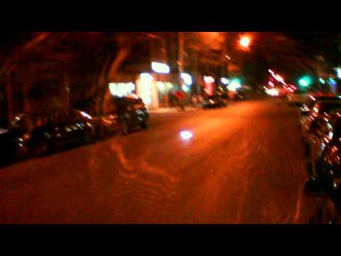 sparkling tire rc drift car.AVI