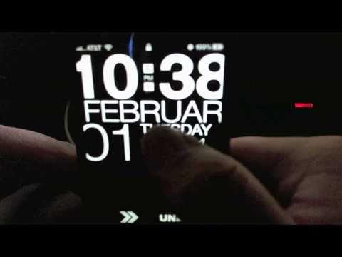 Typophone 4 iPhone 4 Theme [Part 1]