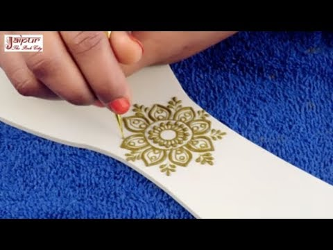 Mehndi Design for Hands | New Floral Mehndi Design by Sonia Goyal #267