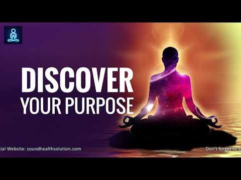 Discover Your Purpose 741Hz ☯ Journey to Enlightenment ☯ Higher Self Meditation ☯ Binaural Beats