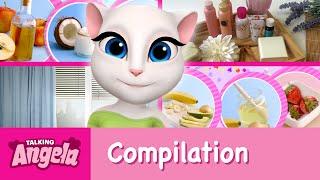 Talking Angela - My Beauty Video Compilation