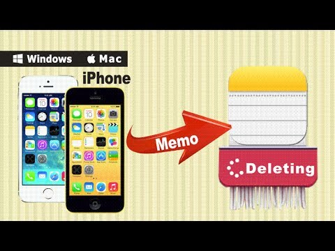 [iPhone Note Eraser]: How to Erase Deleted Notes from iPhone Permanently Without Restore?