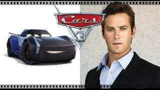 Cars 3 | Behind the voices | Actores detrás de las voces | Real life