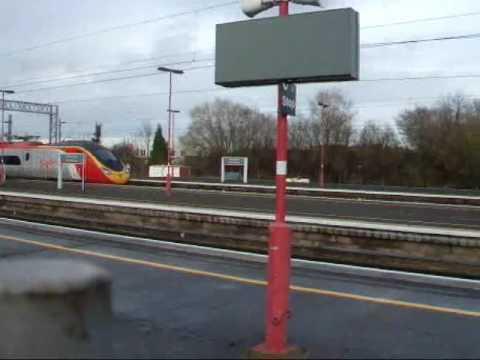 Birmingham International Station (22/11/09)