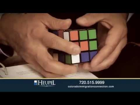 Colorado Immigration Attorney Video, Heupel Immigration Law serving the greater Denver Metro area